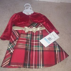 NWR Rare Editions Christmas dress